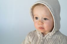 Free Sweater Baby Stock Photography - 2407622
