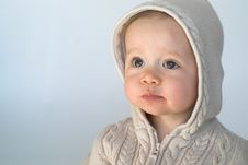 Free Sweater Baby Stock Photography - 2407632