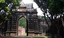 Free Old Ruins In Thailand Stock Photography - 2408002