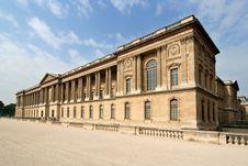 Free Louvre Stock Photos - 2408113