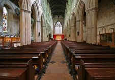 Free Bridlington Priory Stock Photos - 2408413
