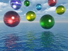 Free Balls Stock Images - 2408804