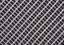 Speaker Grill Pattern Stock Photography