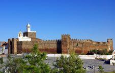 Free Alandroal Castle Stock Photography - 2409842
