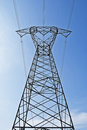 Free High Voltage Tower Royalty Free Stock Image - 24005066