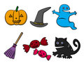 Free Halloween Things Stock Photography - 24007712