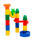 Free Plastic Toy Slide Stock Photography - 24008952