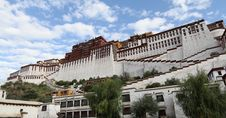 Free Fortress In Lhasa Stock Photo - 24001370