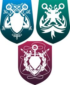 Three Shields