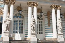 Free The Catherine Palace,  Tsarskoye Selo Stock Photo - 24003830