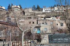 Free The Tablakaya District In Talas, Kayseri. Royalty Free Stock Image - 24006766