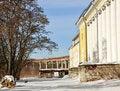 Free Old Abandoned Estate Stock Image - 24013501