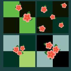 Free Seamless Square Patterns Stock Image - 24021101