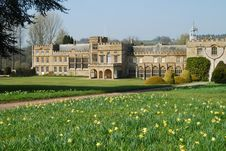 Free Forde Abbey, Somerset Stock Photos - 24023573