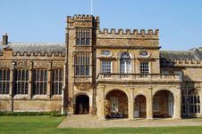 Forde Abbey, Somerset Stock Photo