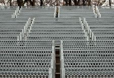 Free Stadium Closeup Royalty Free Stock Image - 24023716