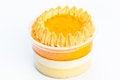 Free Orange Sweet Cupcake Stock Photos - 24033723