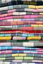 Free Thai Northeastern Fabric Royalty Free Stock Image - 24038196