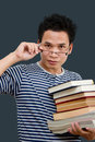Free Young Librarian Royalty Free Stock Image - 24039926