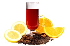 Mulled Wine Stock Photos