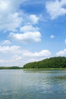 Free Summer Landscape Stock Image - 24032941