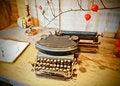 Free Type Machine Royalty Free Stock Photos - 24042648