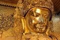 Free Mahamuni Buddha, Mandalay Stock Images - 24042784
