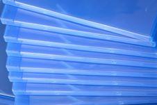 Free Plastic Blu Ray  Cases Stock Photos - 24043283