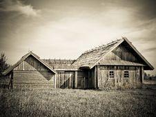 Free Retro House Stock Photography - 24044542