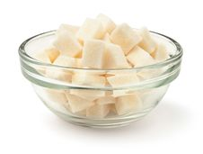 Free Cubic Sugar Pile Royalty Free Stock Photography - 24046667