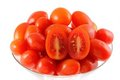 Free Fresh Cherry Tomatoes &x28;Cocktail Tomato&x29; In A Cockt Stock Photo - 24053350