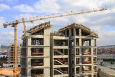Free Building Construction Royalty Free Stock Images - 24051079