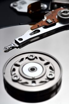 Free Data Storage On Hardisk Royalty Free Stock Photos - 24052738