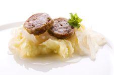 Free Sausage Stock Photos - 24054513