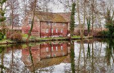 Free Old Houses England UK Royalty Free Stock Image - 24059426