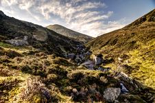Free Up Caherconree Stock Photography - 24059842