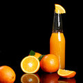 Free Fresh Orange Drink Royalty Free Stock Images - 24069619