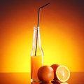 Free Fresh Orange Drink Stock Photo - 24069690