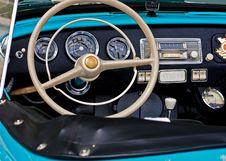 Free Classic Retro Car Stock Image - 24062541