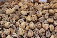 Free Dried Figs Royalty Free Stock Image - 24062556