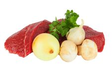 Free Raw Meat Stock Images - 24063464