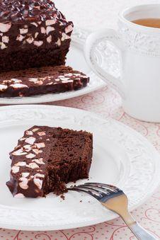 Free Chocolate Cake Stock Photos - 24068103