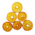 Free Slices Of Dried Oranges Royalty Free Stock Image - 24078056