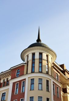 Free Brown Building With Dome Royalty Free Stock Image - 24077836