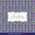 Free Invitation Vintage Card Stock Photography - 24080562