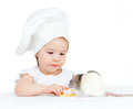 Free Girl And Domestic Rat Eating Healthy Food Stock Photos - 24084633
