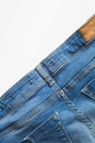 Free Jeans Backside Royalty Free Stock Image - 24086526