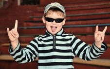 Free Boy Stock Photography - 24081882