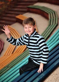 Free Boy Royalty Free Stock Image - 24081916