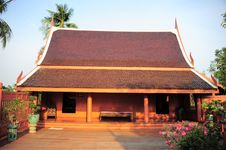 Thai House Stock Images